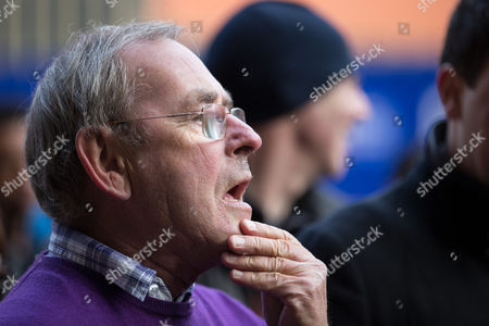 Editorial photo of Fred Talbot indecent assault trial, Manchester, Britain - 03 Feb 2015