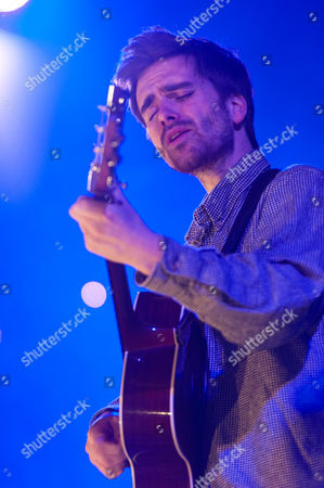 Editorial photo of Sorren Maclean in concert at Union Chapel, London, Britain - 02 Feb 2015