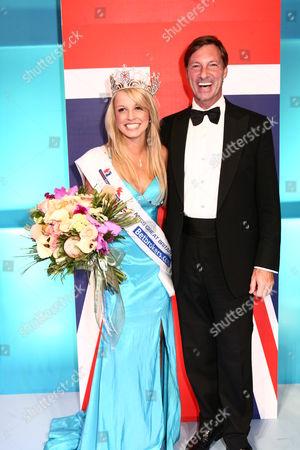 Rachael Tennent (Miss Great Britain 2007), Charlie Brocket