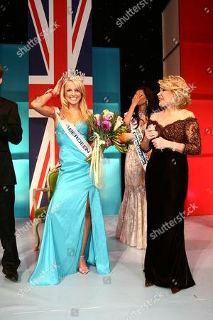Rachael Tennent (Miss Great Britain 2007), Joan Rivers
