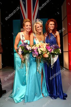 Miss Belfast, Rachael Tennent (Miss Great Britain 2007), Miss Westminster