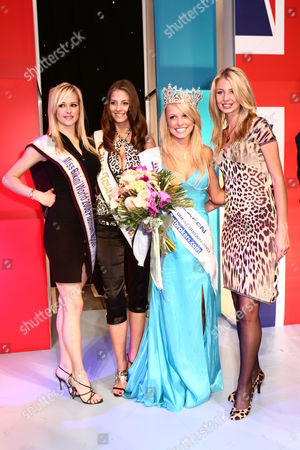 Contastants, Rachael Tennent (Miss Great Britain 2007)