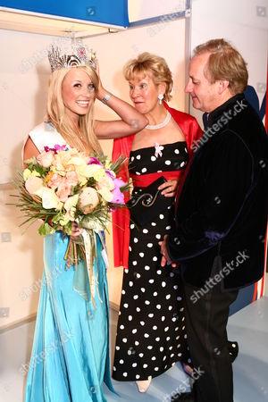 Rachael Tennent (Miss Great Britain 2007), Christine Neil Hamilton