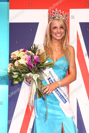 Rachael Tennent (Miss Great Britain 2007)