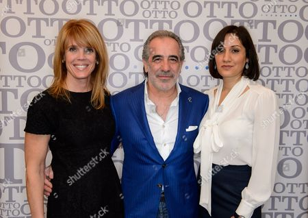 Editorial image of Captain Planet Foundation & I Am Eco Warrior Foundation dinner at Otto Uomo, London, Britain - 03 Feb 2015