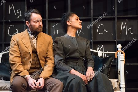 'Radiance: The Passion of Marie Curie', by Alan Alda, opens at the Tabard Theatre. Cathy Tyson stars as Marie Curie