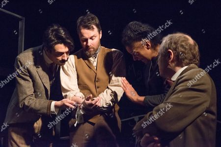 Stock Picture of 'Radiance: The Passion of Marie Curie', by Alan Alda, opens at the Tabard Theatre. Cathy Tyson stars as Marie Curie