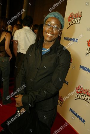 Editorial image of 'MY BABY'S DADDY' FILM PREMIERE, LOS ANGELES, AMERICA - 08 JAN 2004