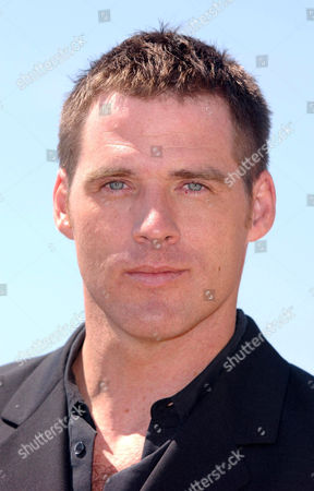 Ben Browder promoting 'A Killer Within' film