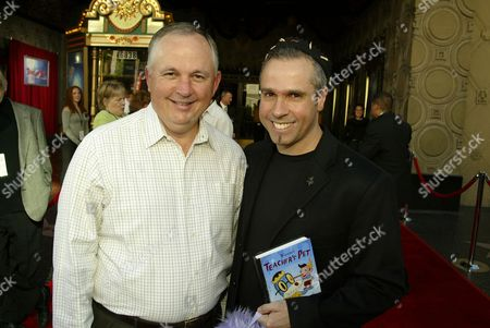Disney's Richard Cook & Executive Producer/Creator Gary Baseman