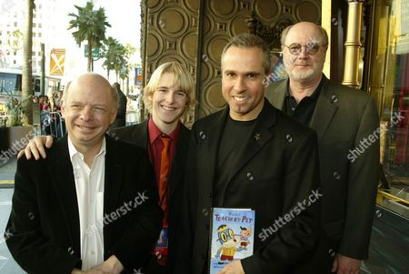 Wallace Shawn, Shaun Fleming, Gary Baseman, David Ogden Stiers