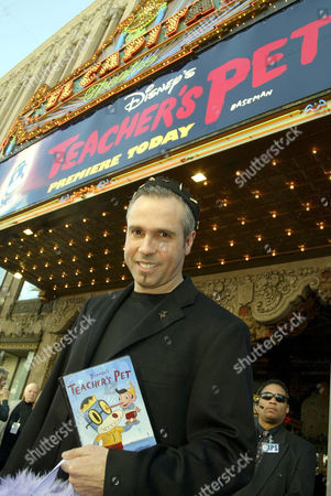 Executive Producer and Creator Gary Baseman