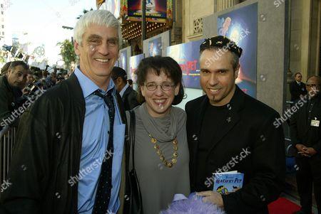 Exec Prod. Bill & Cherie Steinkellner & Gary Baseman
