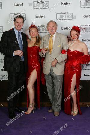 Editorial picture of Loaded LAFTA Awards, Cuckoo Club, London, Britain - 01 Dec 2004