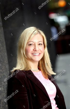 Karyn Bosnak, who wrote the book 'Save Karyn - One Shopaholic's Journey To Debt and Back'