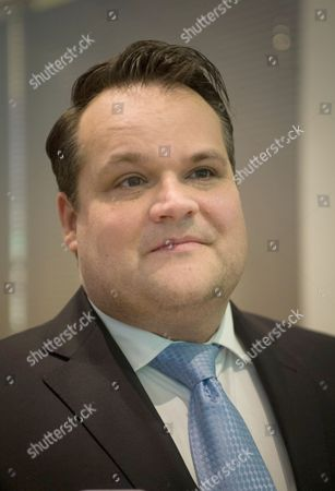 Jan Kees de Jager, Former Dutch minister of finance and newly appointed CFO of KPN Telecom