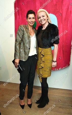 Stephanie Alameida and Anastasia Coleman