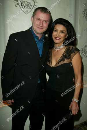 Vadim Perelman and Shohreh Aghdashloo