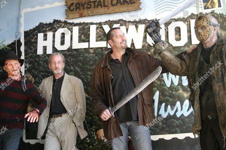 Freddy, Robert Englund, Ken Kirzinger, Jason