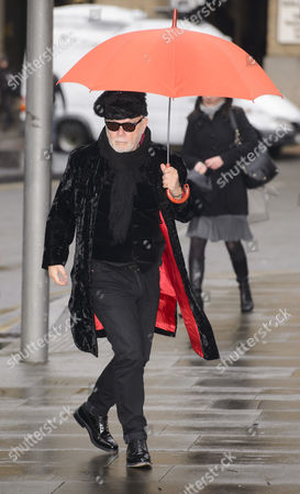 Editorial picture of Gary Glitter historic child sex assaults trial, Southwark Crown Court, London, Britain - 05 Feb 2015