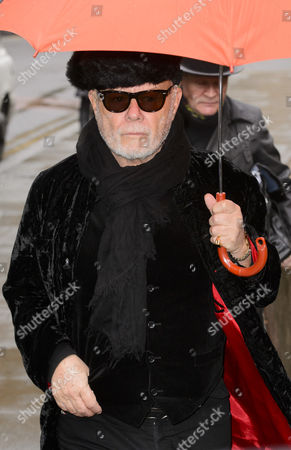 Stock Picture of Gary Glitter