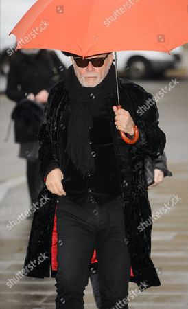 Editorial image of Gary Glitter historic child sex assaults trial, Southwark Crown Court, London, Britain - 05 Feb 2015