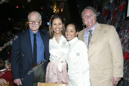 Stock Image of Paul Newman,Yvette Lee Bowser,Essence Atkins, Howie Phanstiel