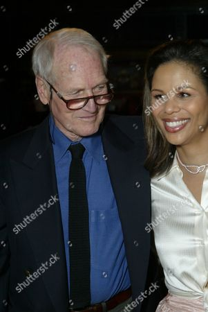 Paul Newman and Honoree Yvette Lee Bowser