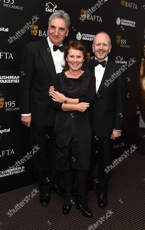 Editorial image of BAFTA Fundraising Gala Dinner and Auction, London, Britain - 05 Feb 2015