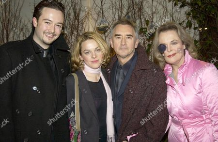 DENIS LAWSON, SHEILA GISH AND FAMILY