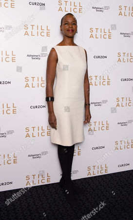 Editorial picture of 'Still Alice' film charity screening at the Curzon Mayfair, London, Britain - 05 Feb 2015