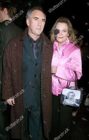 DENIS LAWSON AND SHEILA GISH