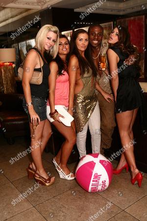 Stock Image of Fliss Jaine, Alicia Seffras, Laura Nicole, Leo, Naomi Millbank