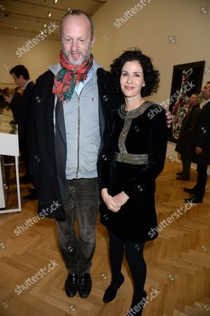 Editorial photo of 'A Strong Sweet Smell of Incense: A Portrait of Robert Fraser' exhibition private view, London, Britain - 05 Feb 2015