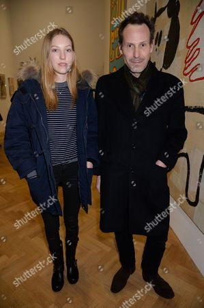 Stock Picture of Marlon Richards and guest