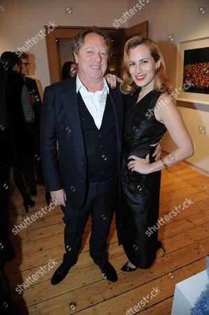 Michael Hoppen and Charlotte Dellal