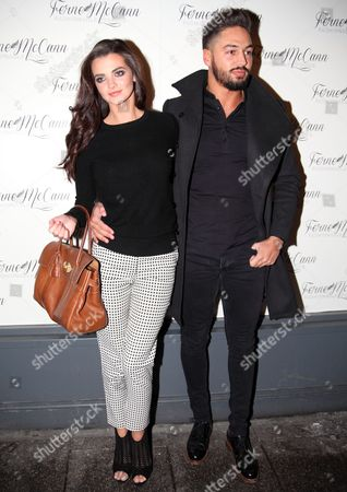 Emma McVey and Mario Falcone