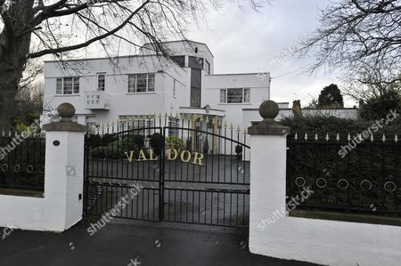 Gabby Logan's Property Developer Mother Christine Yorath Is Being Made Bankrupt And May Lose Her Home. - (pictured) G/v Of Home 'val-dor' Near Leeds West Yorkshire.