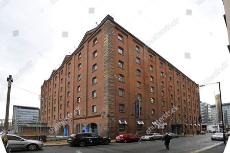 Former Co-op Bank Chairman And Methodist Minister Paul Flowers Leaves 'the Place' Apartment Hotel In Manchester City Centre. (pictured).