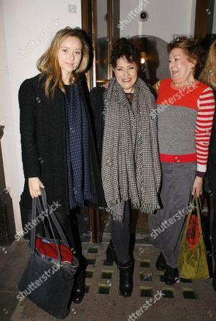 Alexandra Dowling, Harriet Thorpe, Roberta Taylor