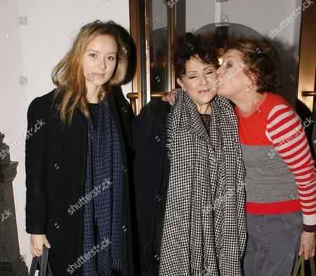 Editorial picture of 'The Last of the De Mullins' play press night, London, Britain - 05 Feb 2015