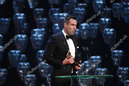 Stephen Beresford - Winner of the Award for Outstanding Debut by a British Writer, Director or Producer - Pride