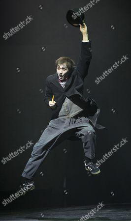 Editorial image of 'The Associates' Dance performed at Sadler's Wells Theatre, London, Britain - 05 Feb 2015