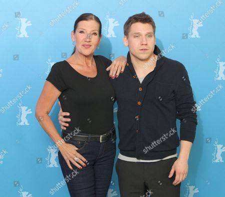 Katy Karrenbaeur and Hanno Koffler