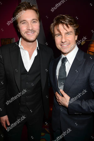 Ben Caring and Tom Cruise