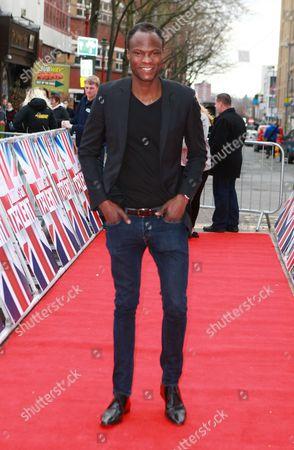 Editorial picture of 'Britain's Got Talent' TV show auditions, The Hippodrome Theatre, Birmingham, Britain - 06 Feb 2015