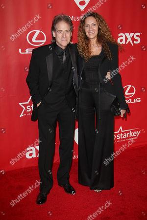 Richard Lewis and Joyce Lapinsky