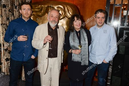 Editorial picture of Mike Leigh BAFTA fellowship lunch at the Savoy Hotel, London, Britain  - 07 Feb 2015