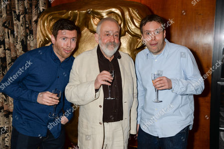 Toby Leigh, Mike Leigh and Leo Leigh