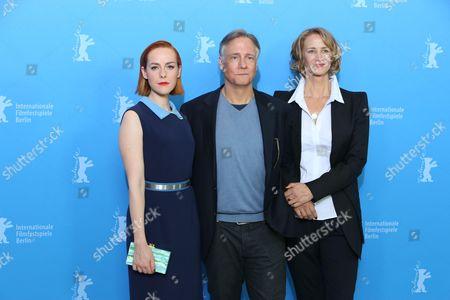 Jena Malone, Director Mitchell Lichtenstein and Janet McTeer